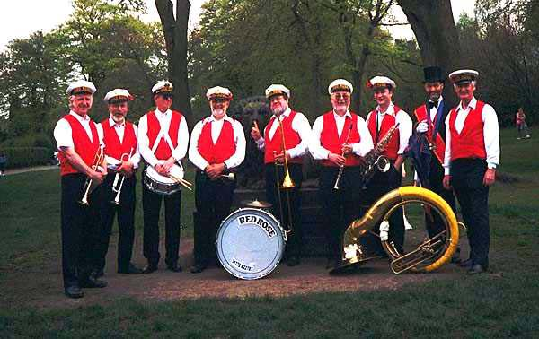 Photo of Red Rose Brass Band